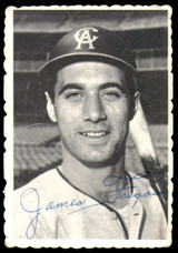 1969 Topps Deckle Edge #5 Jim Fregosi Very Good  ID: 264855