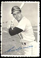 1969 Topps Deckle Edge #6 Luis Aparicio Very Good