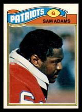 1977 Topps #14 Sam Adams NM-Mint