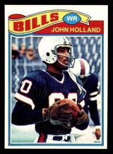 1977 Topps #17 John Holland NM-Mint