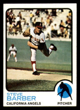 1973 Topps #36 Steve Barber Near Mint  ID: 274605
