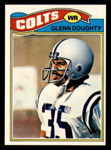 1977 Topps #32 Glenn Doughty Near Mint+