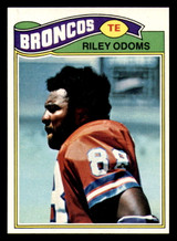 1977 Topps #35 Riley Odoms NM-Mint