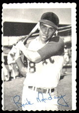 1969 Topps Deckle Edge #14 Rick Monday Excellent+  ID: 264892