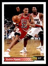 1992-93 Upper Deck #133 Scottie Pippen NM-Mint