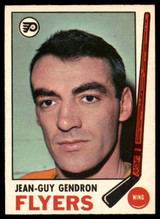 1969-70 O-Pee-Chee #169 Jean-Guy Gendron Excellent+