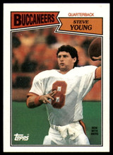 1987 Topps #384 Steve Young NM-Mint  ID: 151548