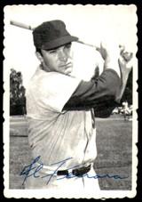 1969 Topps Deckle Edge #30 Al Ferrara Very Good  ID: 264953