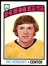 1976-77 Topps #211 Vic Venasky NM