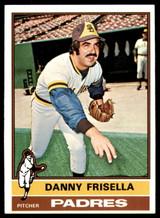 1976 Topps #32 Danny Frisella Near Mint+