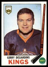 1969-70 Topps #99 Gerry Desjardins Excellent RC Rookie