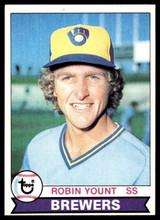 1979 Topps #95 Robin Yount Near Mint+  ID: 145001