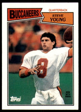 1987 Topps #384 Steve Young Near Mint+  ID: 187569