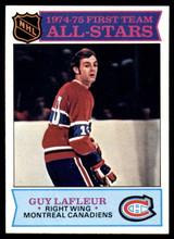 1975-76 Topps #290 Guy Lafleur AS NM-MT  ID: 108003
