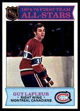 1975-76 Topps #290 Guy Lafleur AS NM-MT  ID: 108004