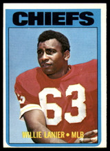 1972 Topps #35 Willie Lanier Ex-Mint  ID: 131846