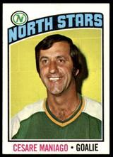 1976-77 Topps #240 Cesare Maniago NM
