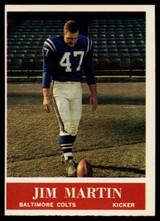 1964 Philadelphia #5 Jim Martin Near Mint  ID: 130074