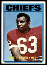 1972 Topps #35 Willie Lanier Ex-Mint  ID: 157477
