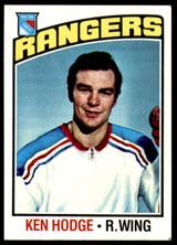 1976-77 Topps #25 Ken Hodge NM