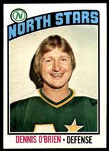 1976-77 Topps #34 Dennis O'Brien NM