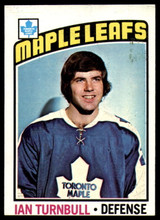 1976-77 Topps #39 Ian Turnbull NM