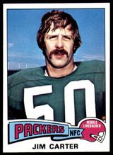 1975 Topps #19 Jim Carter Near Mint or Better  ID: 208564