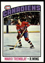 1976-77 Topps #97 Mario Tremblay NM