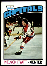1976-77 Topps #98 Nelson Pyatt NM RC Rookie