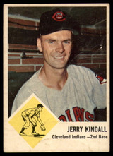1963 Fleer #13 Jerry Kindall G Good  ID: 114757