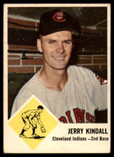 1963 Fleer #13 Jerry Kindall G Good  ID: 114758