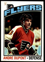 1976-77 Topps #131 Andre Dupont NM