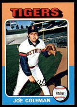 1975 Topps Mini #42 Joe Coleman Ex-Mint