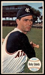 1964 Topps Giants #9 Rocky Colavito Excellent+  ID: 182894