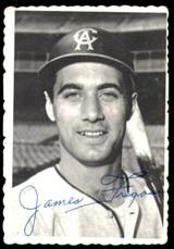 1969 Topps Deckle Edge #5 Jim Fregosi Very Good  ID: 264852
