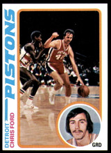 1978-79 Topps #15 Chris Ford Near Mint+