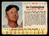 1963 Post Cereal #35 Joe Cunningham Poor