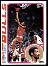 1978-79 Topps #36 Mickey Johnson Near Mint+
