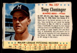 1963 Post Cereal #157 Tony Cloninger Poor