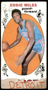 1969-70 Topps #21 Eddie Miles Poor