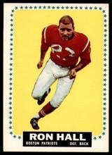 1964 Topps #12 Ron Hall Ex-Mint  ID: 140214