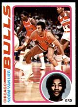 1978-79 Topps #102 Norm Van Lier Near Mint+