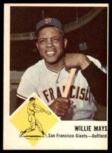 1963 Fleer #5 Willie Mays EX/NM