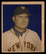 1949 Bowman #85a Johnny Mize EX++