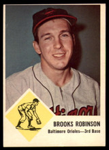 1963 Fleer #4 Brooks Robinson EX++