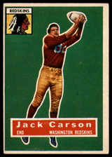 1956 Topps #1 John Carson EX++ SP