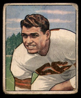 1950 Bowman #78 Dante Lavelli G Good RC Rookie
