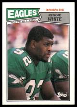 1987 Topps #301 Reggie White NM-Mint  ID: 151551