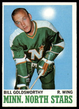 1970-71 Topps #46 Bill Goldsworthy Near Mint  ID: 152331