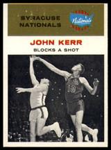 1961-62 Fleer #56 John Kerr NM Near Mint